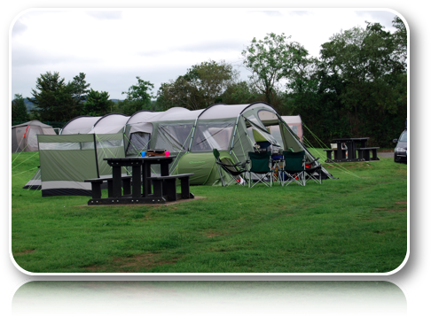 Rushin House Caravan Park - Tents