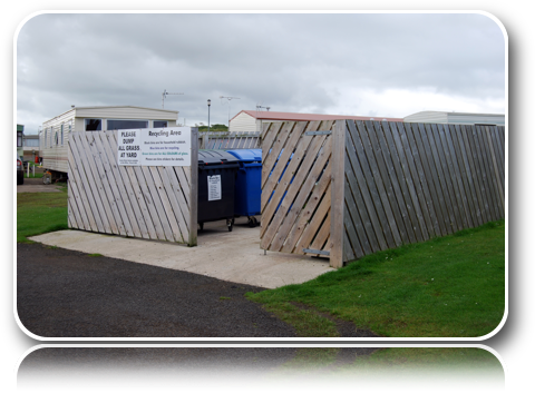 Recycling Area-Carrick-Dhu-Caravan-Park-Review