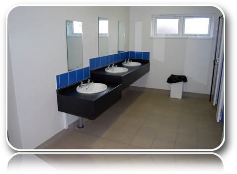 Toilet Block - Extra Sinks 2-Carrick-Dhu-Caravan-Park-Review