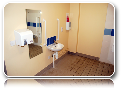 Toilets - Male Disabled Parent Changing 2-Carrick-Dhu-Caravan-Park-Review