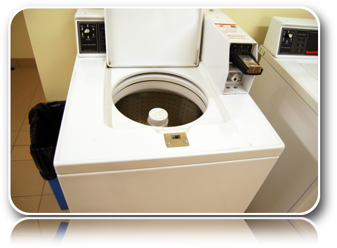 Washing Machine-Carrick-Dhu-Caravan-Park-Review
